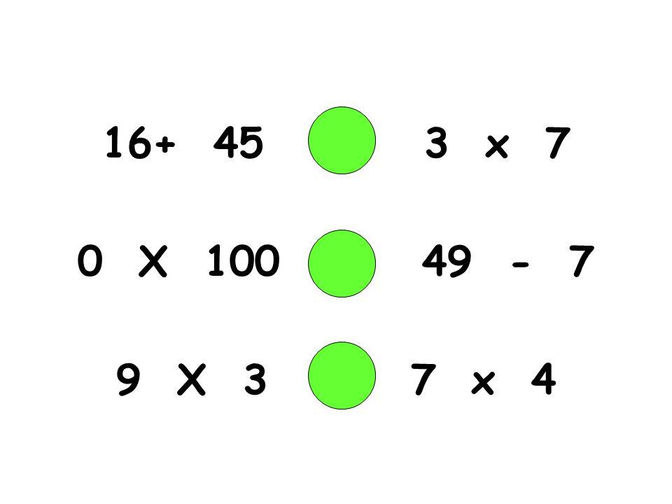 + 45 3 x 7 0 X 100 49 - 7 9 X 3 7 x 4