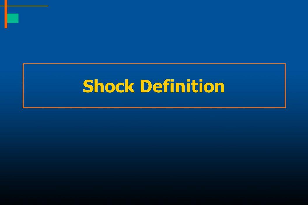 Shock Definition