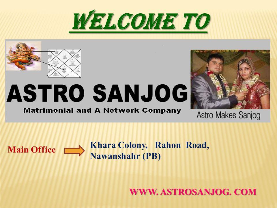 WELCOME TO Khara Colony, Rahon Road, Nawanshahr (PB) Main Office