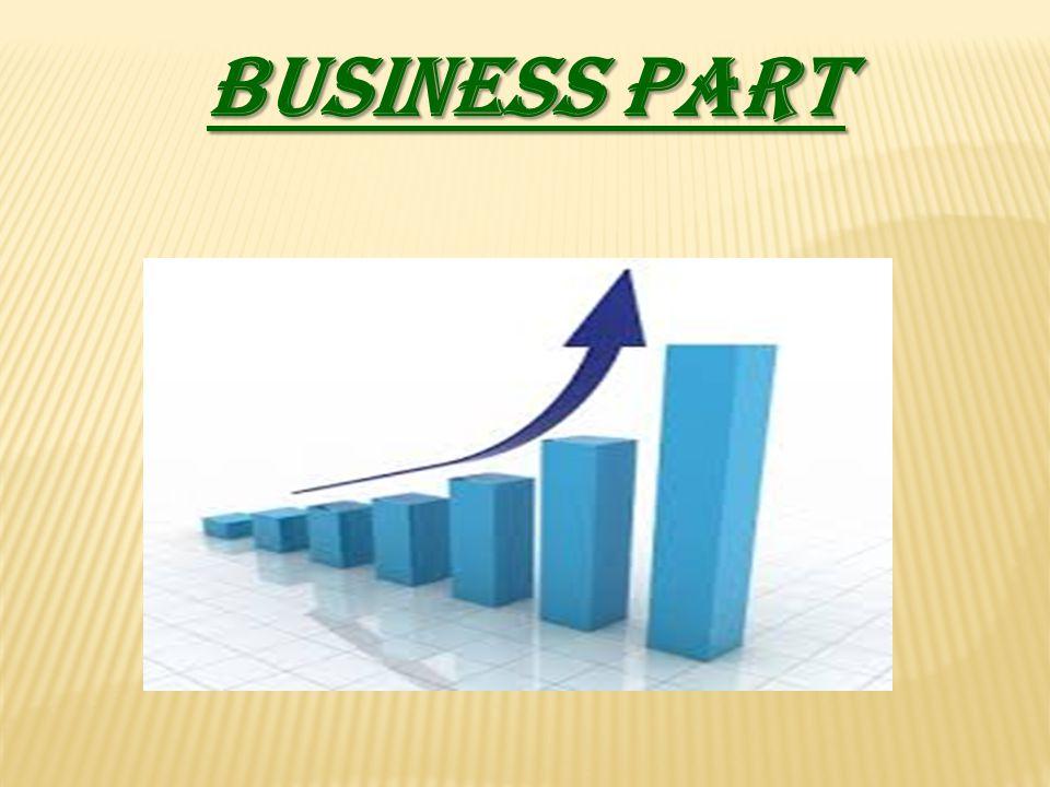 BUSINESS PART