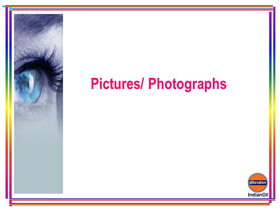 Pictures/ Photographs