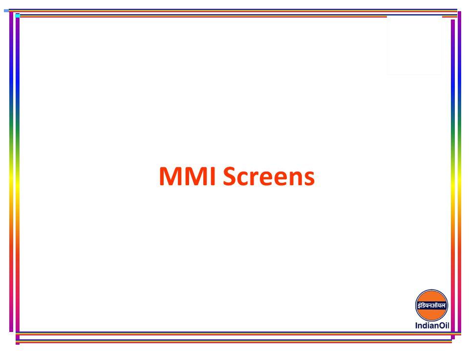 MMI Screens