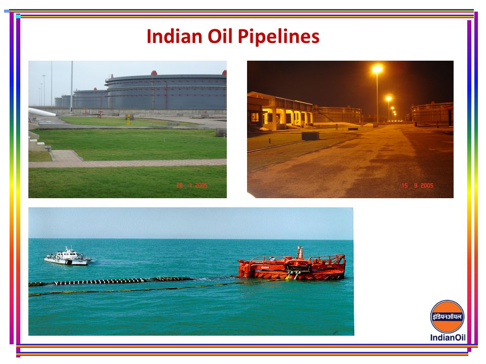 Indian Oil Pipelines