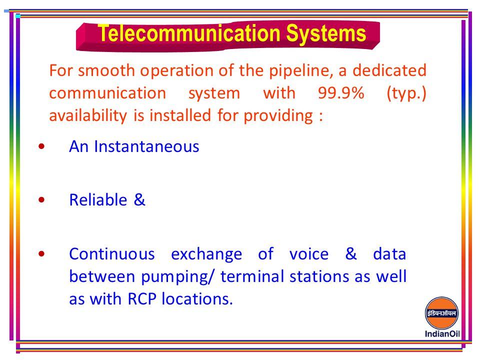 Telecommunication Systems