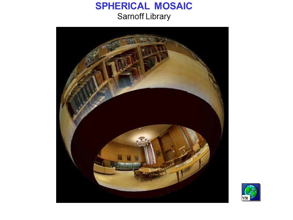 SPHERICAL MOSAIC Sarnoff Library