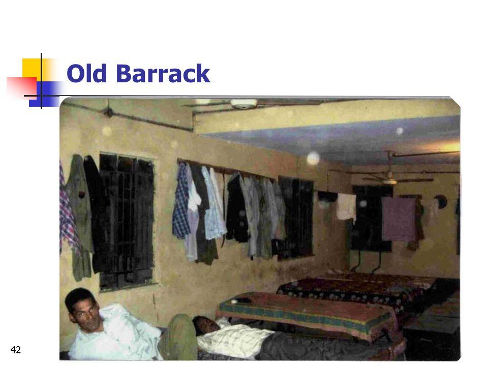 Old Barrack