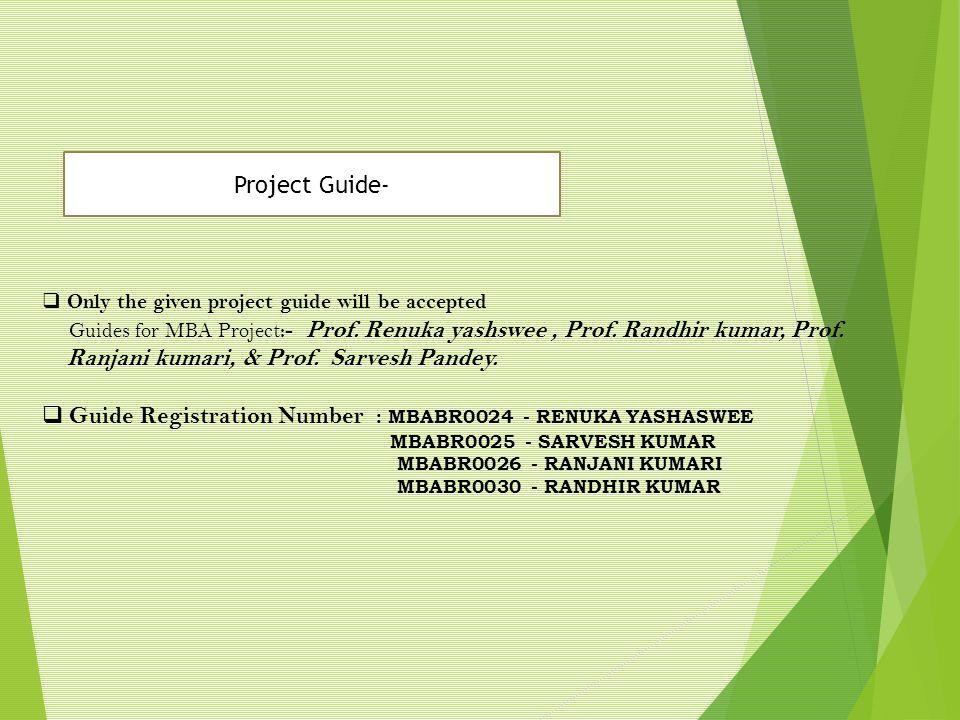 Ranjani kumari, & Prof. Sarvesh Pandey.