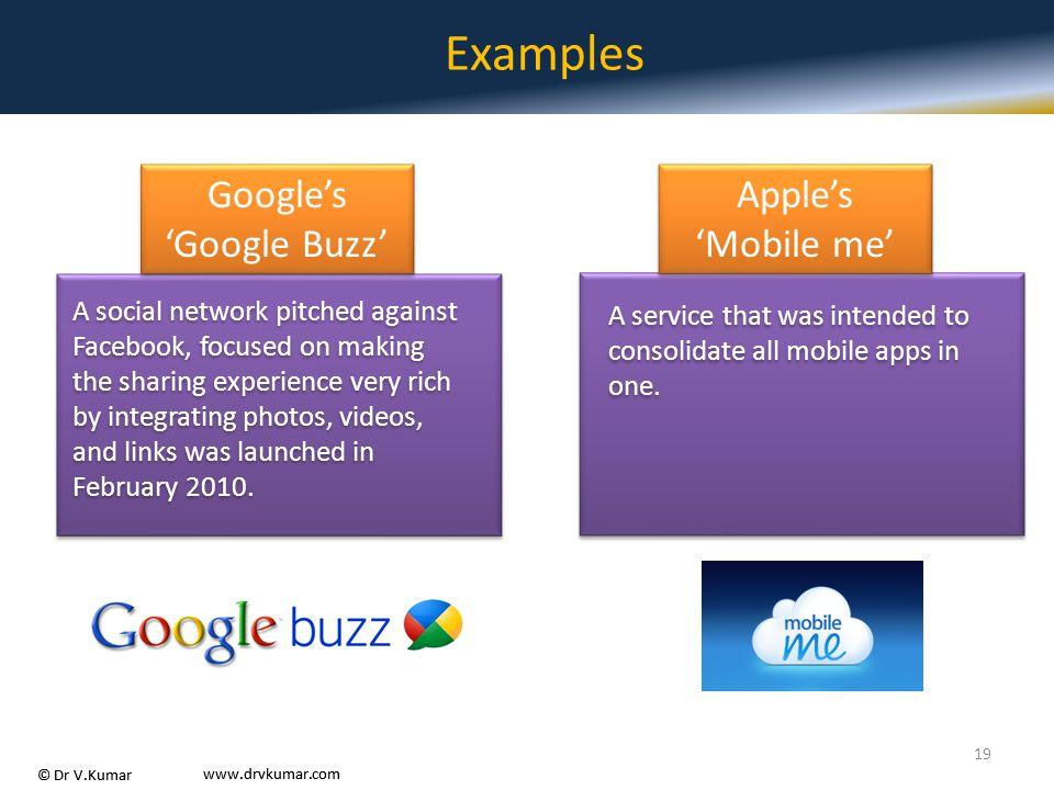 Google's 'Google Buzz'