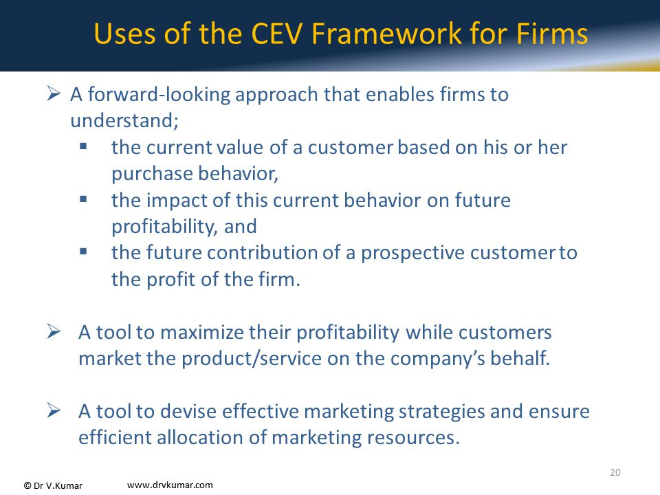 Uses of the CEV Framework for Firms