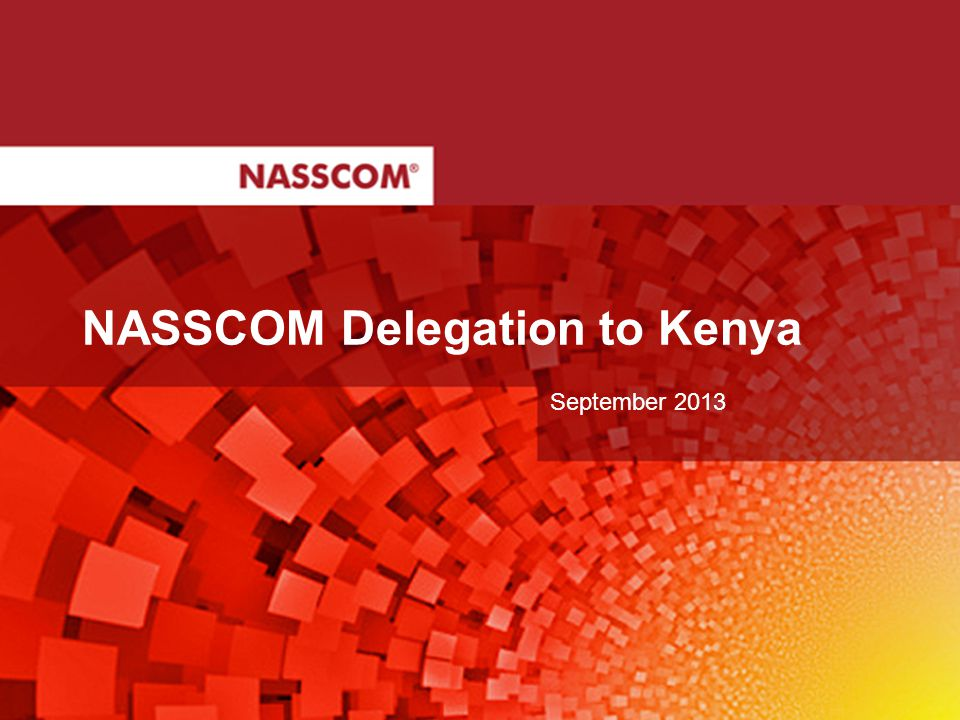 NASSCOM Delegation to Kenya