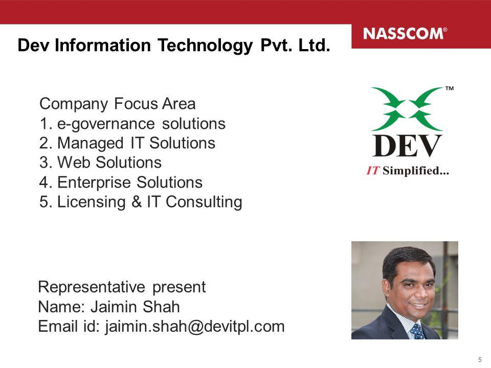 Dev Information Technology Pvt. Ltd.