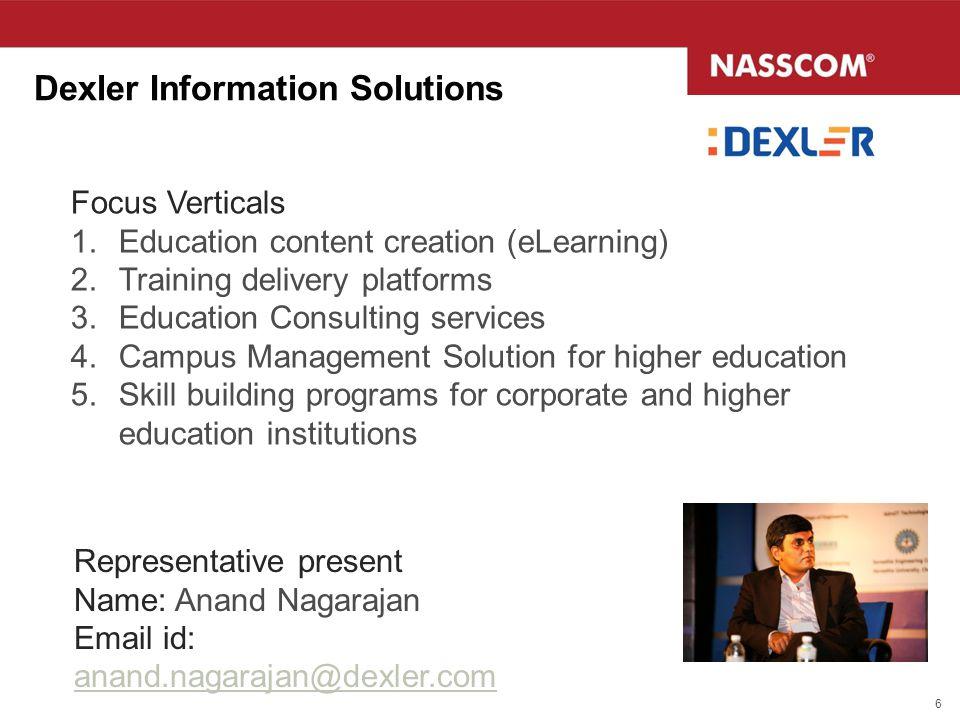 Dexler Information Solutions