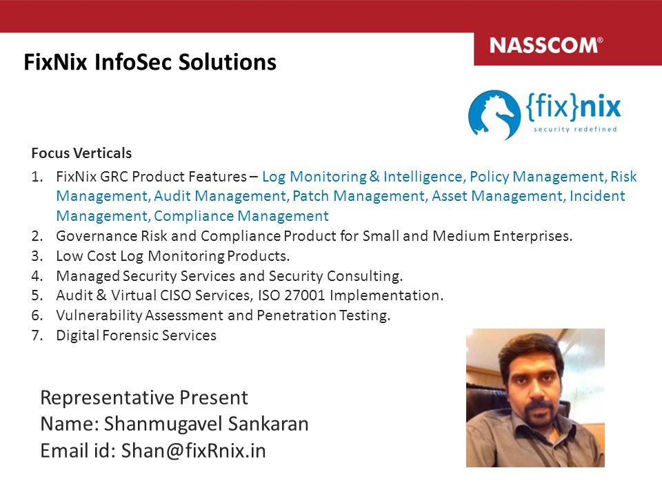 FixNix InfoSec Solutions