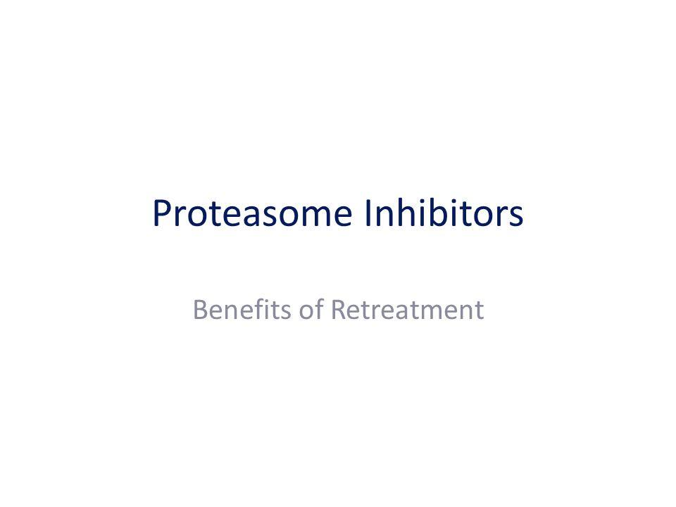 Proteasome Inhibitors