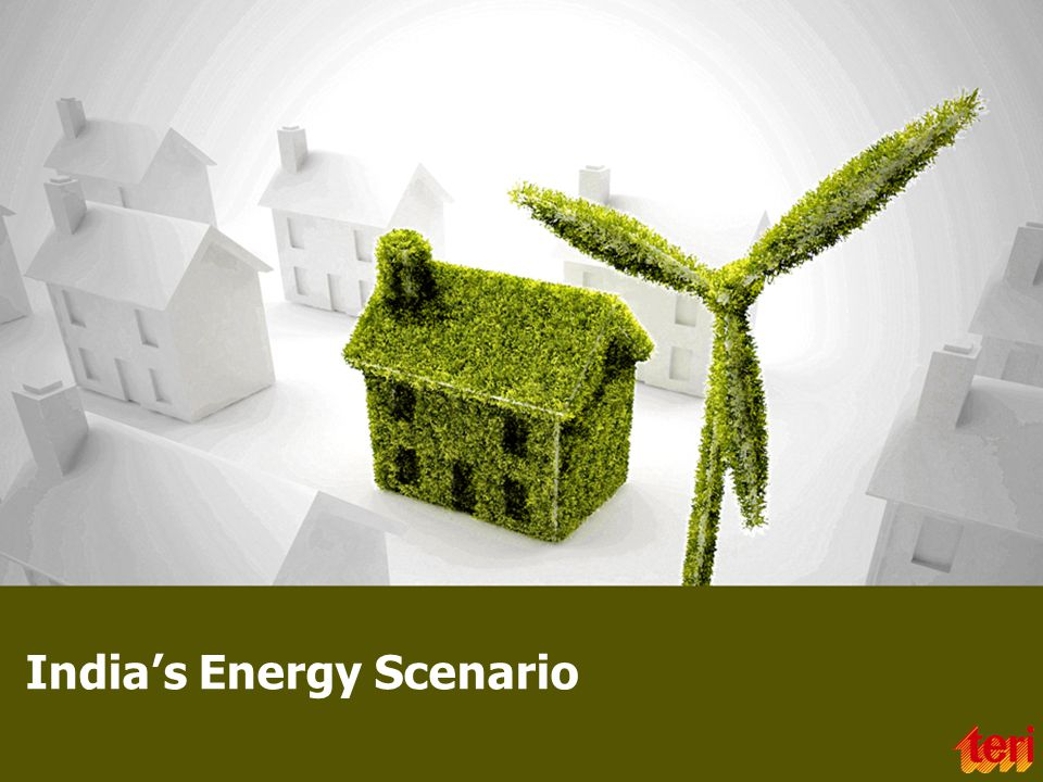 India's Energy Scenario