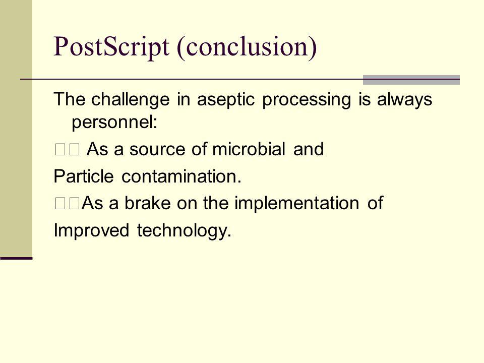 PostScript (conclusion)