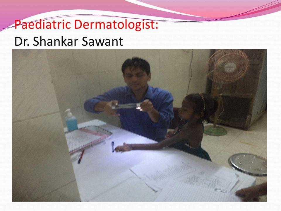 Paediatric Dermatologist: Dr. Shankar Sawant