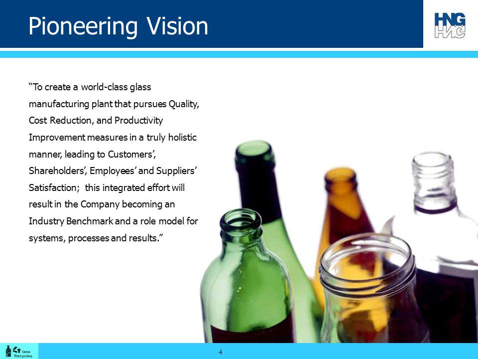 Pioneering Vision