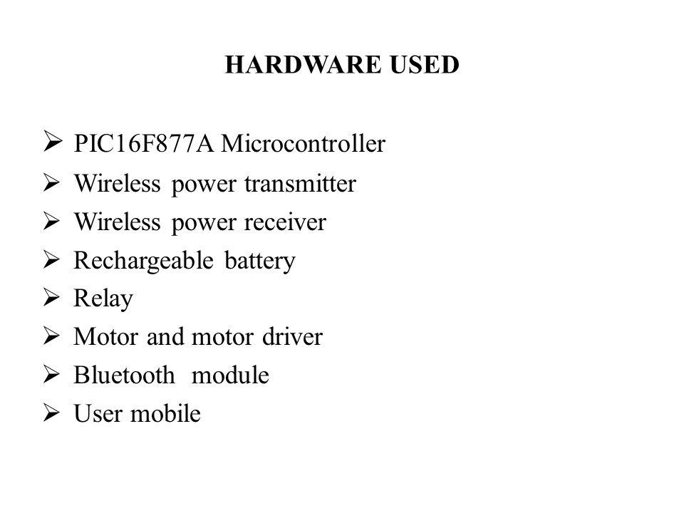 PIC16F877A Microcontroller