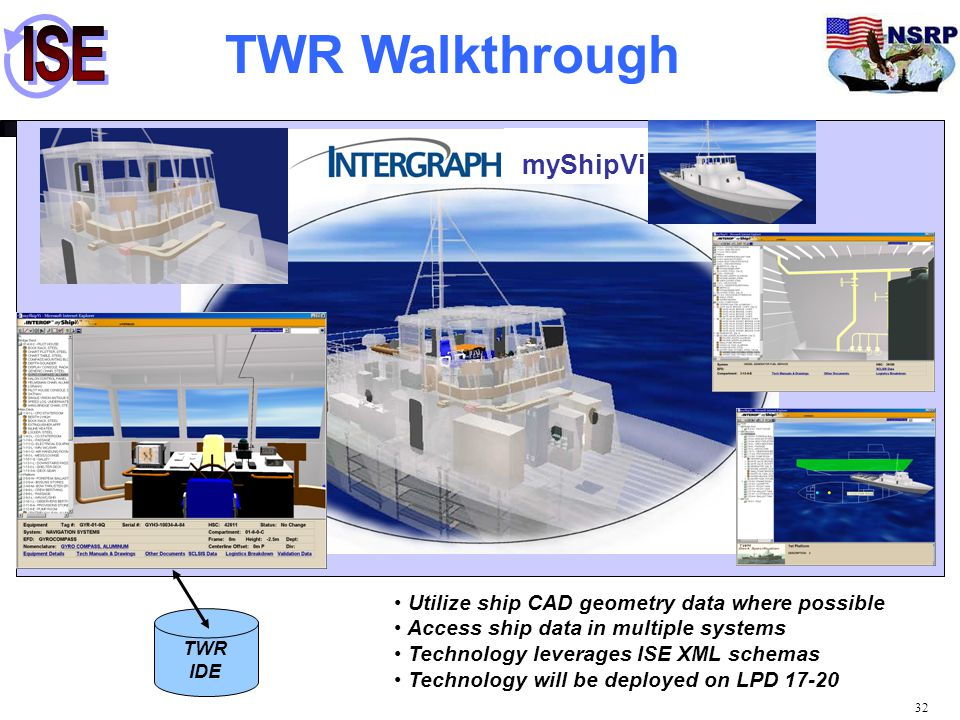 TWR Walkthrough myShipVi Selective HVAC STEP Export