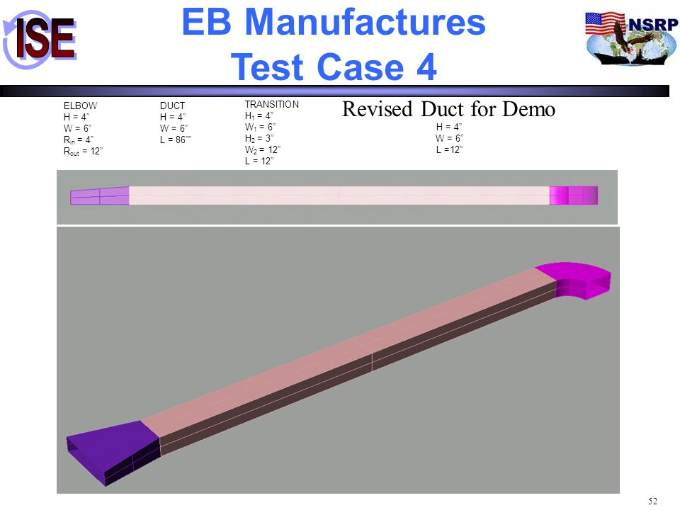 EB Manufactures Test Case 4