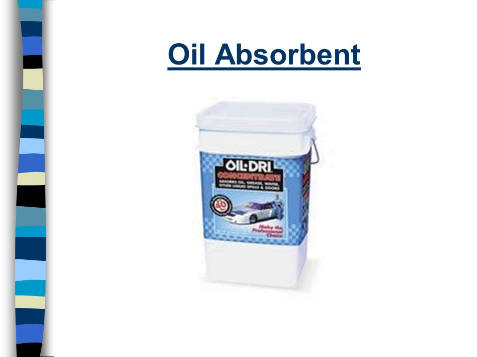 Oil Absorbent