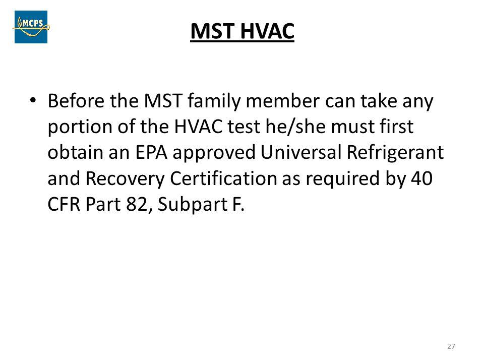 MST HVAC