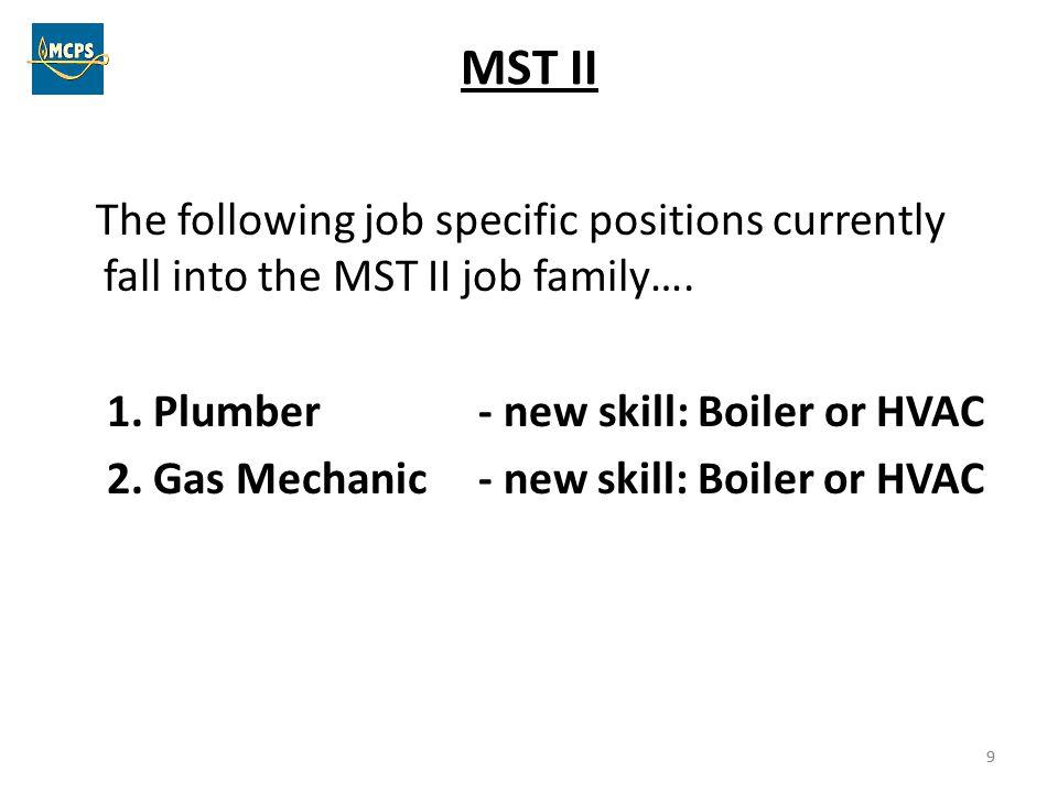 MST II