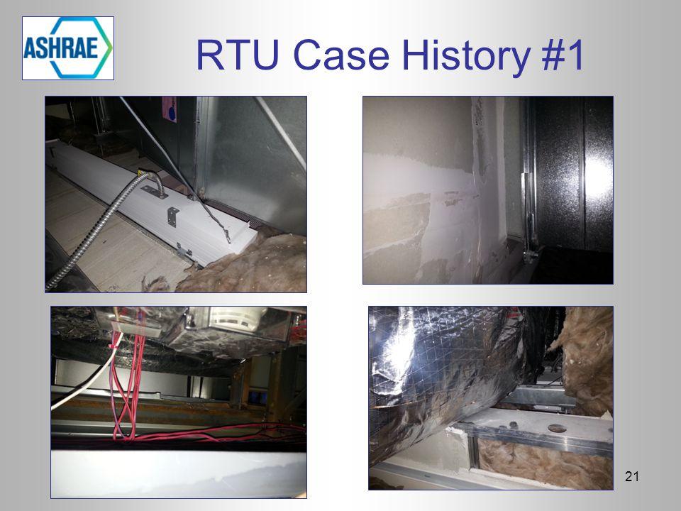 RTU Case History #1