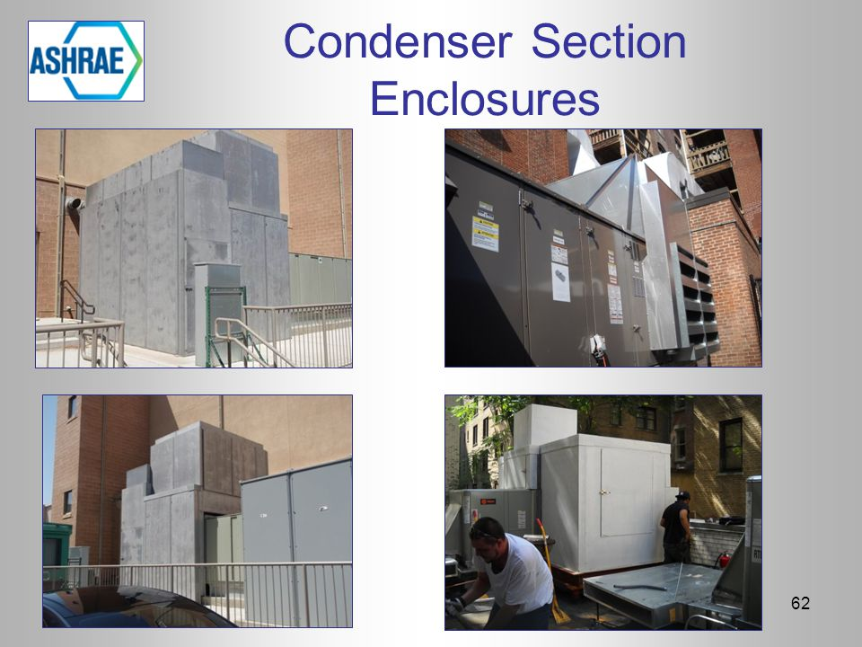 Condenser Section Enclosures