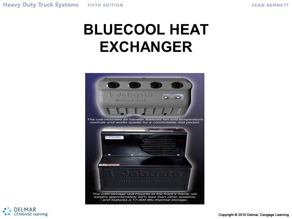 BLUECOOL HEAT EXCHANGER