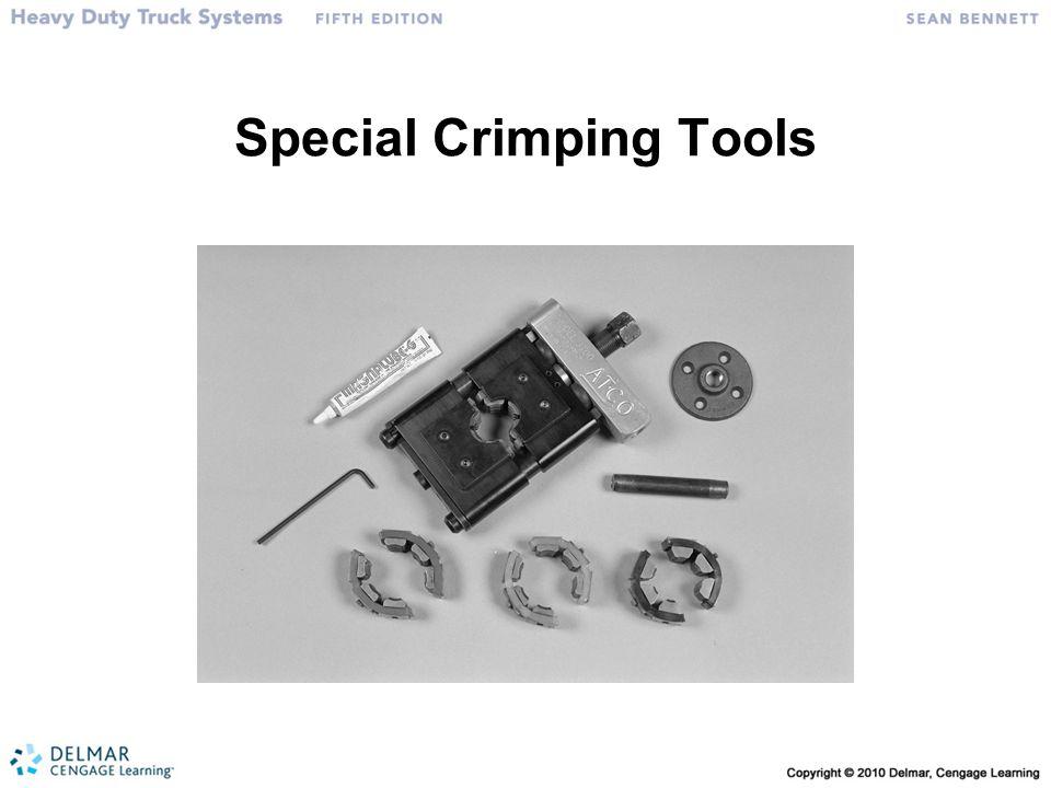 Special Crimping Tools