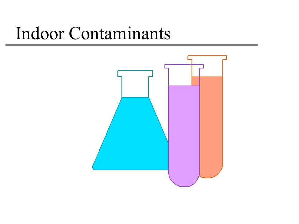 Indoor Contaminants Show Drager tubes and reference pages 5-9 and 5-10; and BAQ pages 74-78; and Appendix A and mfgr's equipment list.
