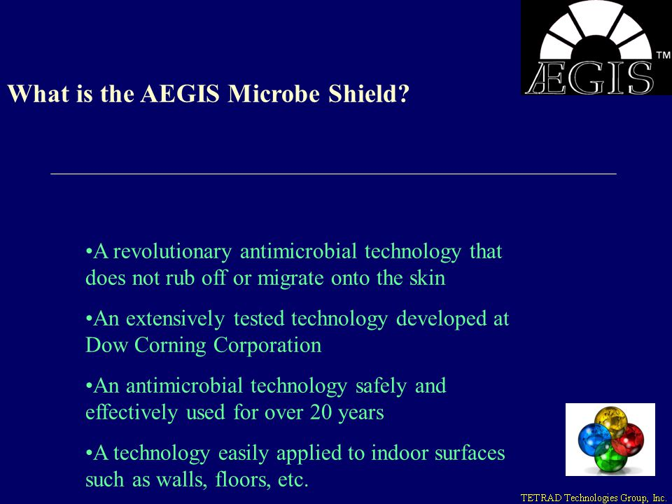 What is the AEGIS Microbe Shield