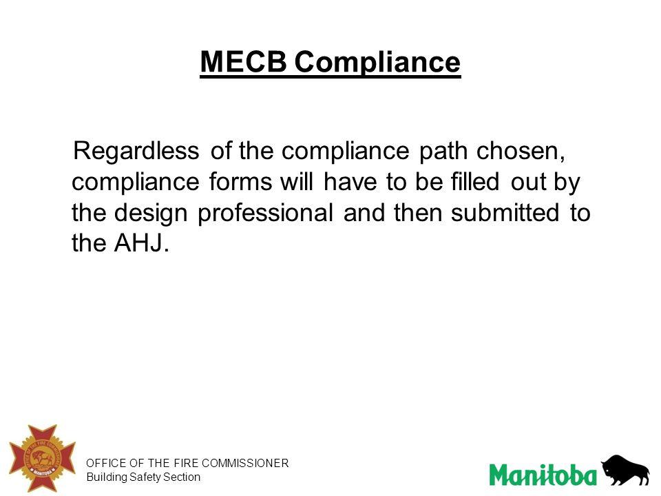MECB Compliance