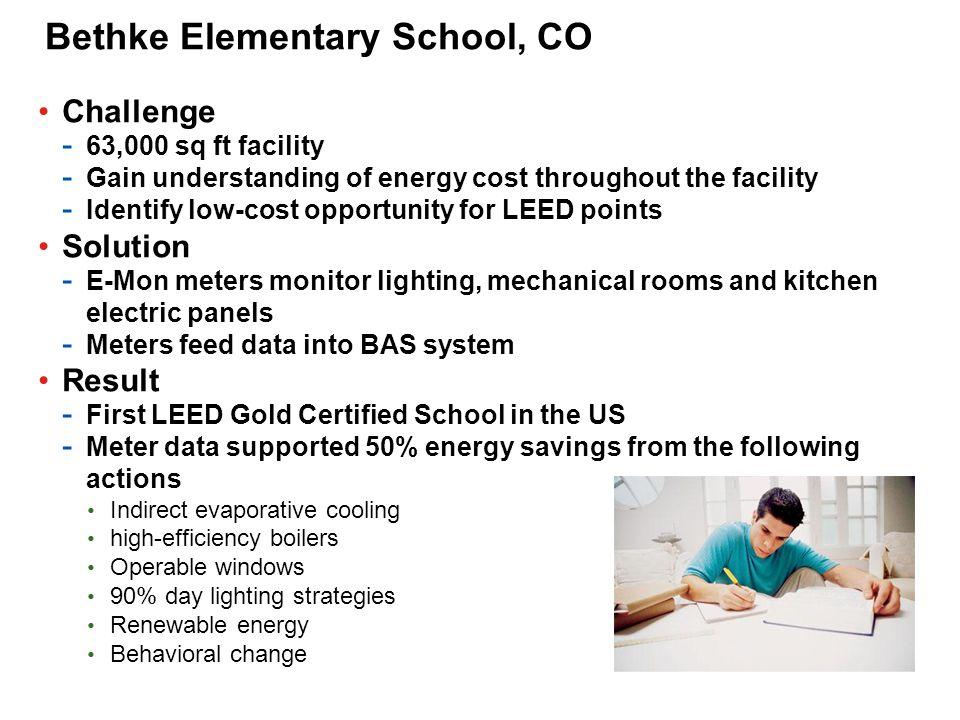 Bethke Elementary School, CO