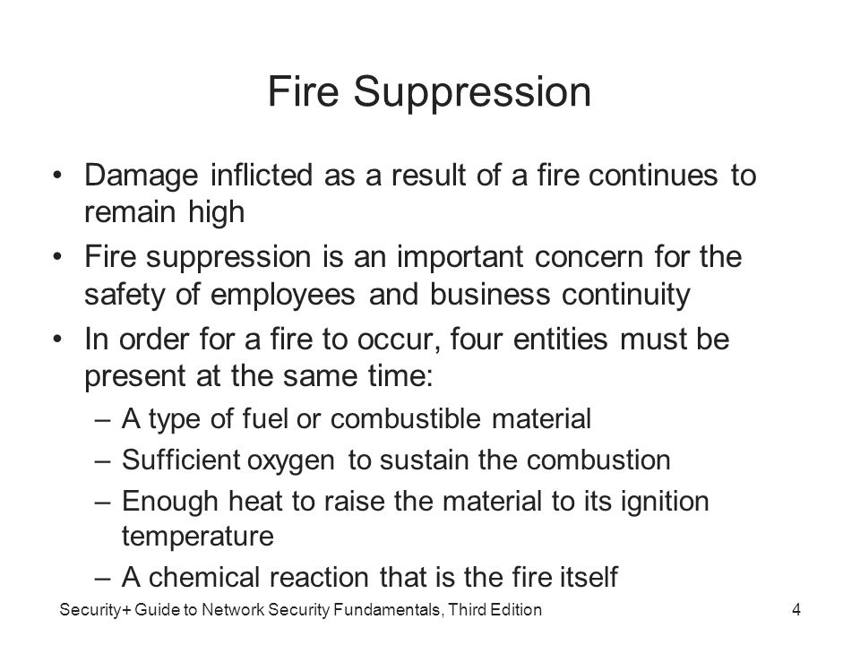 Fire Suppression Damage inflicted as a result of a fire continues to remain high.