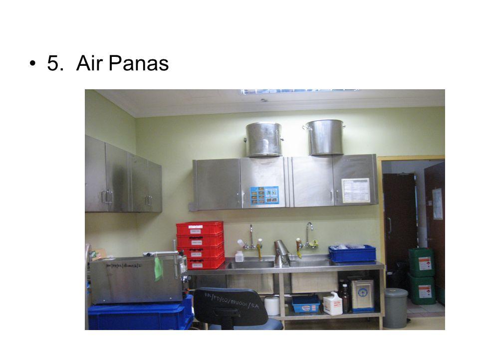 5. Air Panas