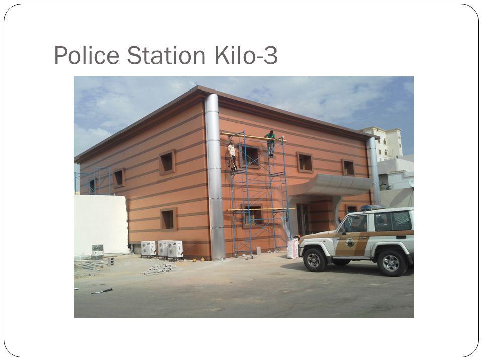 Police Station Kilo-3