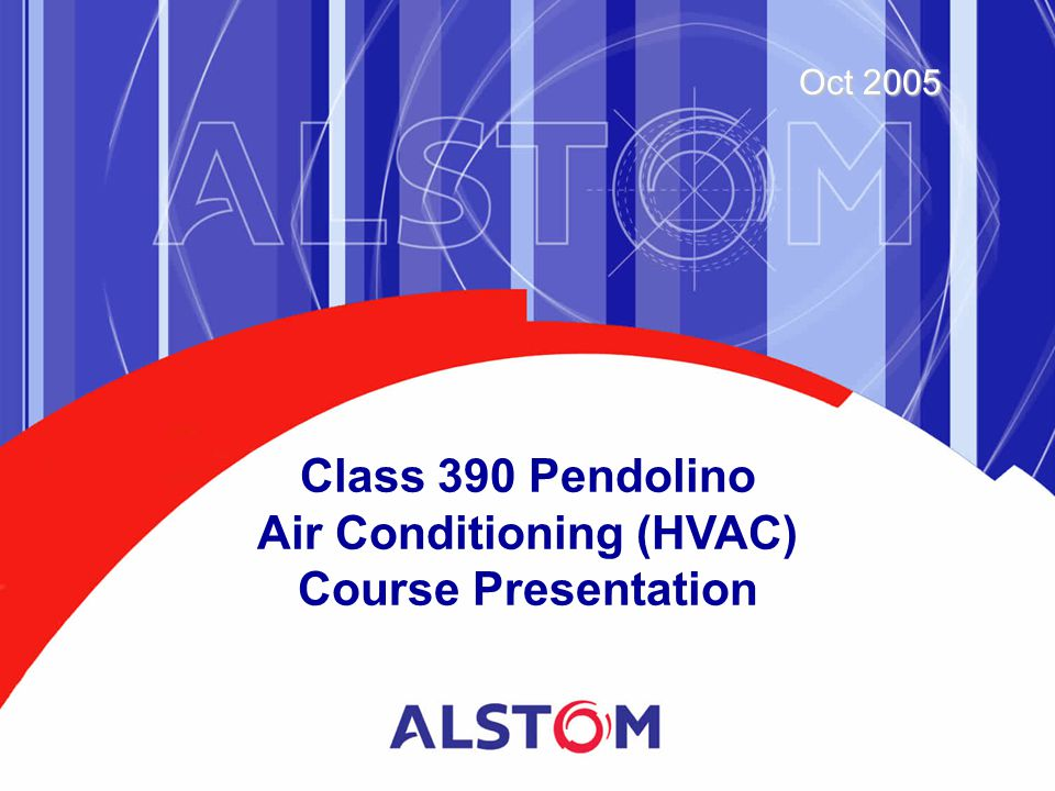 Air Conditioning (HVAC) Course Presentation