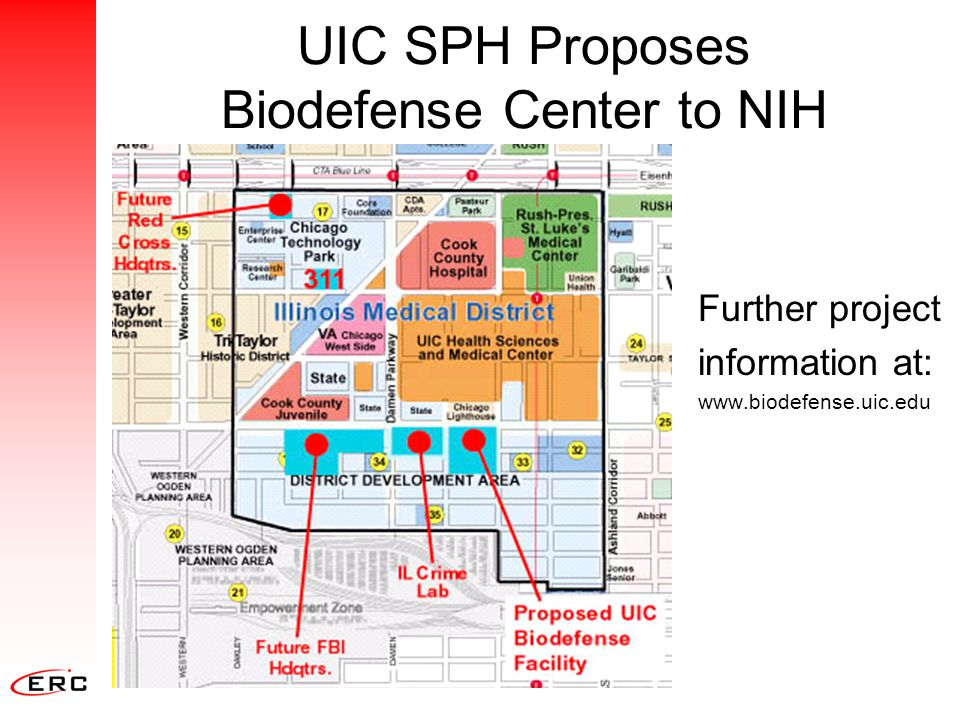 UIC SPH Proposes Biodefense Center to NIH