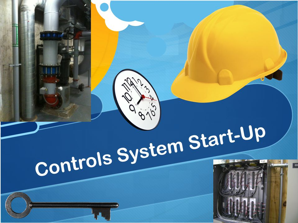 Controls System Start-Up