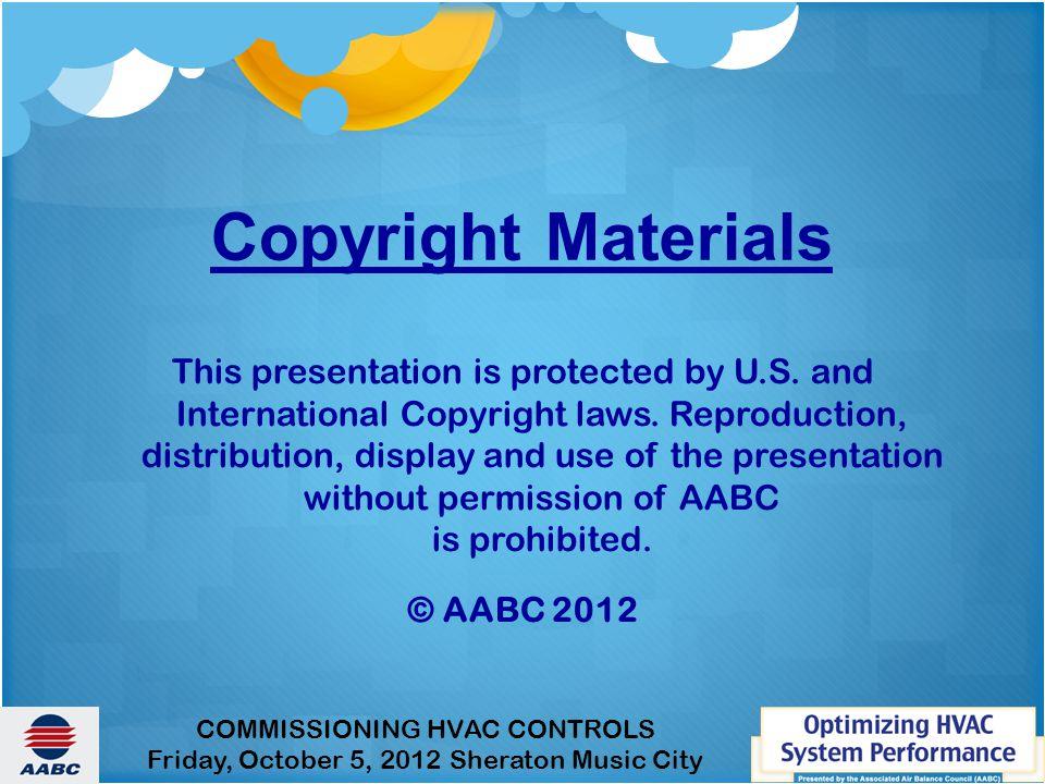 Copyright Materials