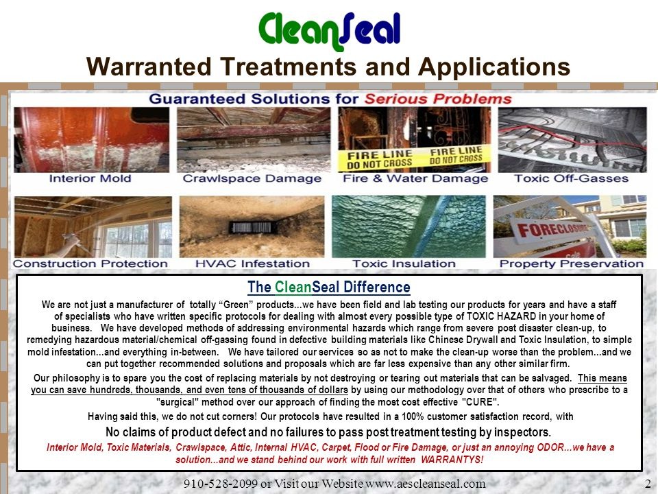 Warranted Treatments and Applications