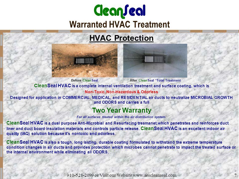 Warranted HVAC Treatment