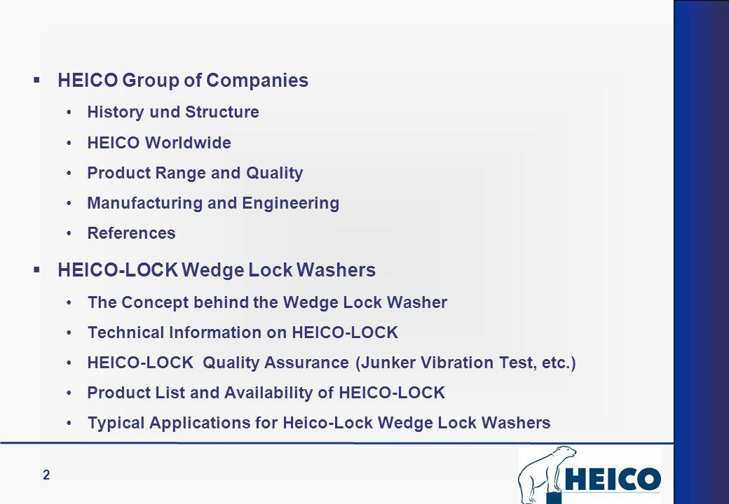 HEICO Group of Companies
