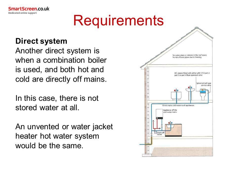 Unit 205: Cold water systems - ppt video online download