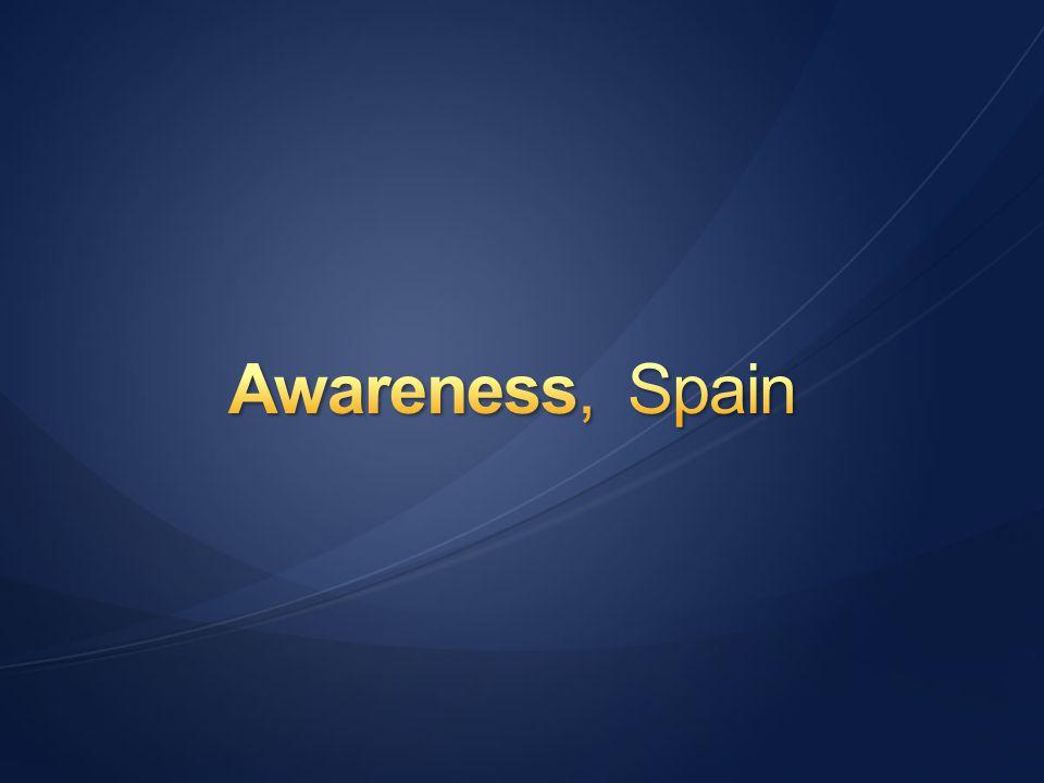 Awareness, Spain