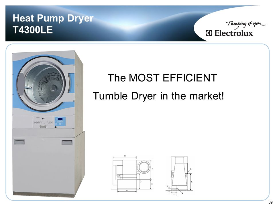 Tumble Dryer in the market!
