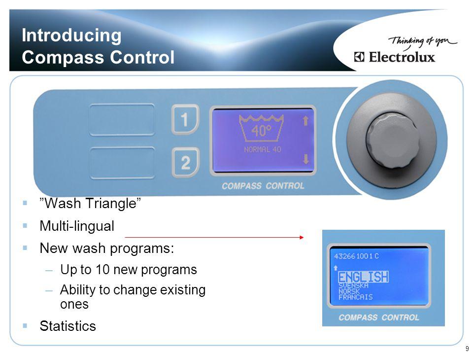 Introducing Compass Control